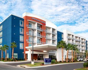 SpringHill Suites by Marriott Orange Beach at The Wharf - Оранжд-Бич - Здание