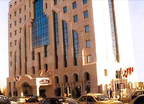 達納大飯店 - 安曼 - 建築