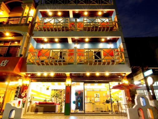 Ocean Star B&B - Hengchun - Κτίριο