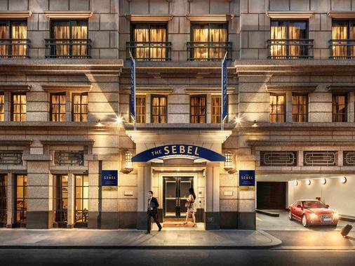 The Sebel Melbourne Flinders Lane - Melbourne - Building