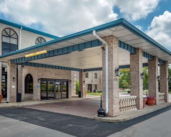 Comfort Inn Lafayette I-65 - Lafayette - Edificio