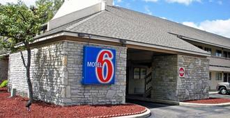 Motel 6 Dayton Englewood - Dayton - Hoteleingang
