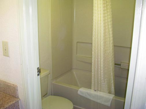 Motel 6 Dayton Englewood - Dayton - Kylpyhuone