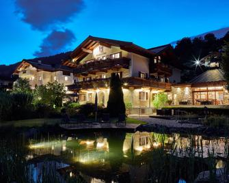 Hotel Hubertus - Brixen im Thale - Gebouw