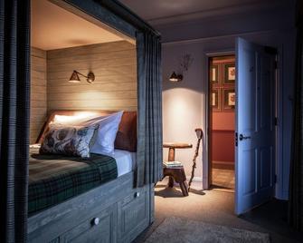 Fife Arms Hotel - Ballater - Schlafzimmer
