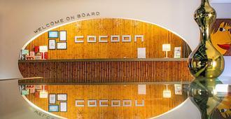 Cocoon Hotel & Lounge - Salvador - Front desk