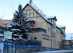Hotel & Restaurant Zur Weintraube - Jena - Building