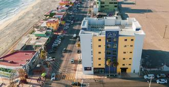 Hotel Jatay - טיחואנה - נוף חיצוני