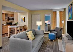 Sonesta ES Suites Cincinnati - Sharonville West - Cincinnati - Sala de estar