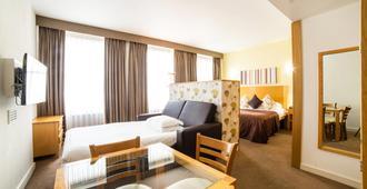 Cleveland Hotel - London - Bedroom