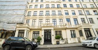 Cleveland Hotel - Londres - Edifício