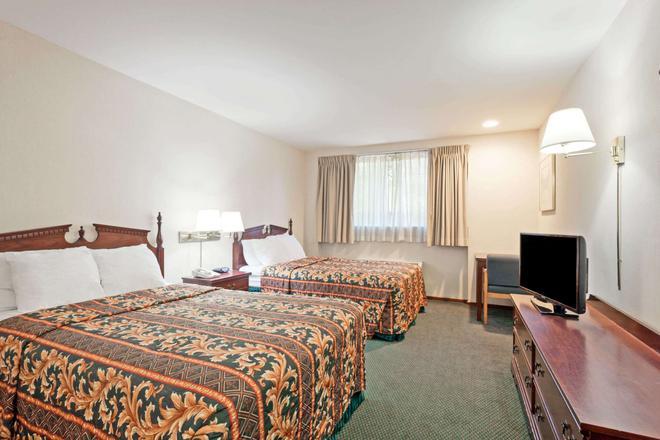 Days Inn by Wyndham Seatac Airport - SeaTac - Κρεβατοκάμαρα