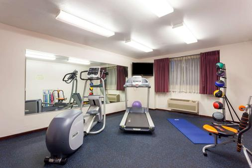 Days Inn by Wyndham Seatac Airport - SeaTac - Gym