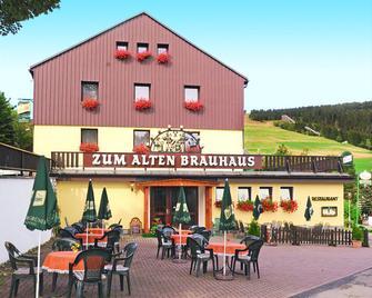 Zum Alten Brauhaus - Oberwiesenthal - Gebouw