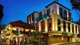 Nostalgia Hotel - Singapore - Rakennus