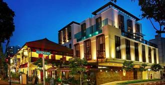 Nostalgia Hotel - Сингапур - Здание