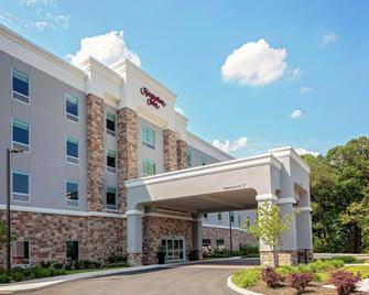 Hampton Inn Cranbury - Cranbury - Building