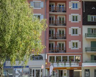 Hôtel Mont-Brison - Briançon - Building