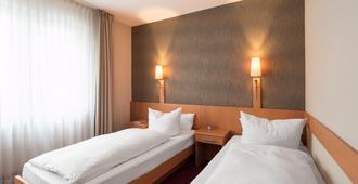 Hotel Deutsches Haus - בון - חדר שינה