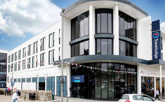 Travelodge Newquay Seafront 56 92 Newquay Hotel