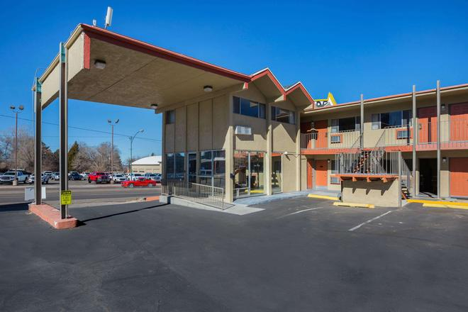 Rodeway Inn - Cedar City - Rakennus