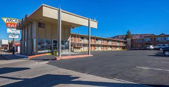 Rodeway Inn - Cedar City - Bygning