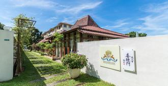 The Settlement Hotel - Malacca - Utsikt