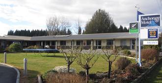 Anchorage Motel Apartments - טה אנאו - בניין