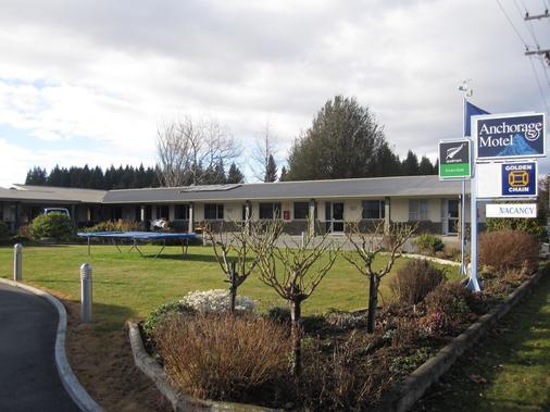 Anchorage Motel Apartments - Te Anau - Gebäude
