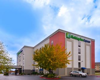 Holiday Inn Express Fayetteville- Univ Of Ar Area - Fayetteville - Building