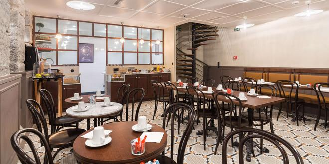 Hotel Silky By Happyculture - Lyon - Restaurant