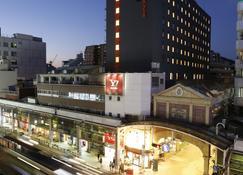 โรงแรมฟอร์ซา นางาซากิ - นางาซากิ - อาคาร