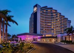 The Star Grand at The Star Gold Coast - Broadbeach - Bangunan
