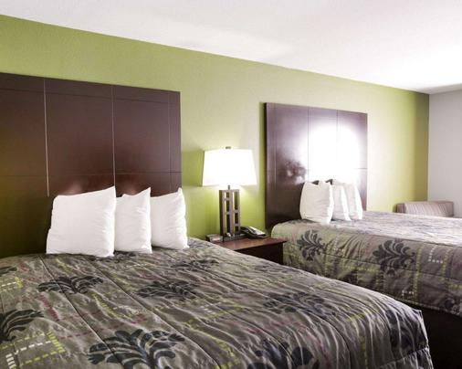 Rodeway Inn & Suites Downtown North - Austin - Phòng ngủ