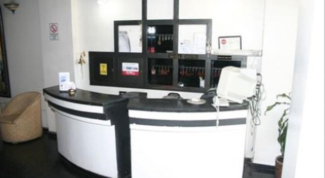 Hotel Del Boulevard - Cordoba - Front desk