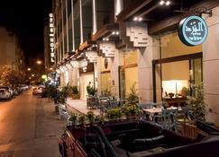 فندق الجوهرة - بيروت - مبنى