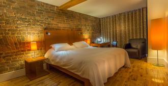 Hope Street Hotel - ליברפול - חדר שינה