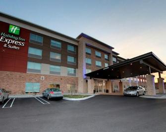 Holiday Inn Express & Suites Detroit North - Roseville - Roseville - Building