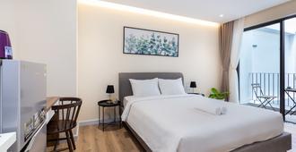 Cozrum Homes Premier Residence - הו צ'י מין סיטי - חדר שינה