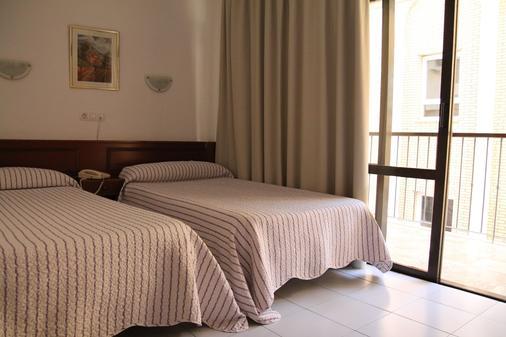 Pensión Terminal - Málaga - Phòng ngủ