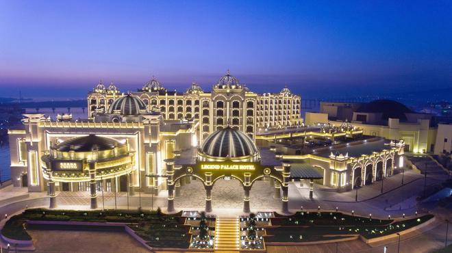 Legend Palace Hotel - Μακάου - Θέα στην ύπαιθρο