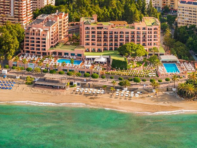 Hotel Fuerte Marbella - Marbella - Rakennus
