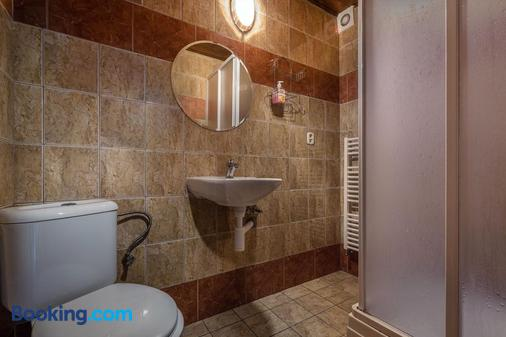 Penzion Goral - Terchová - Bathroom