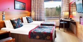 Hotel Haaga Central Park - הלסינקי - חדר שינה