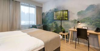 Hotel Haaga Central Park - Хельсинки - Спальня