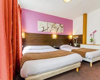 Hôtel Arc Paris Porte d'Orléans - Montrouge - Schlafzimmer