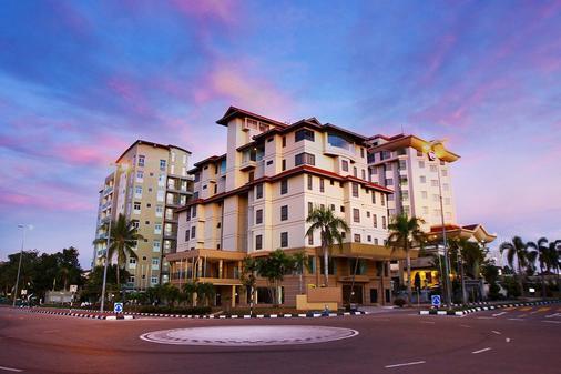 D'Anggerek Serviced Apartment - Bandar Seri Begawan - Rakennus