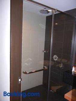 C'Haya Hotel - Kota Kinabalu - Μπάνιο