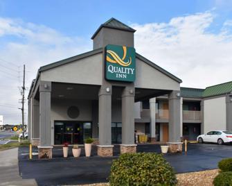 Quality Inn - Calhoun - Building