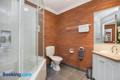 Bendigo Goldfields Motor Inn - Bendigo - Bathroom